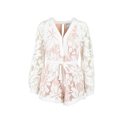 Authentic Pre Owned Alice McCall Never Let Me Go Playsuit (PSS-200-01086)
