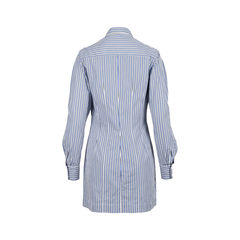 Versace striped button down dress 2?1532331701
