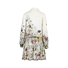 Gucci floral silk crepe dress 2?1532331725