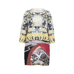 Mary katrantzou eve swan village shift dress 2?1532331749