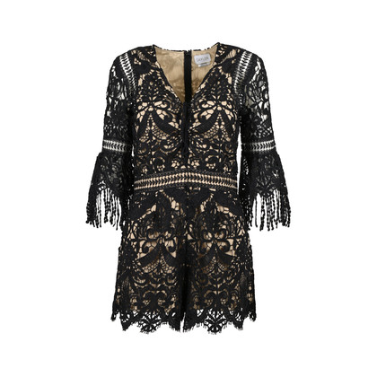 Authentic Pre Owned Saylor Nicholette Romper (PSS-200-01084)