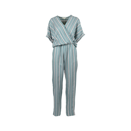 Authentic Pre Owned Maje Pandora Woven Jumpsuit (PSS-200-01095)