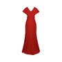 Authentic Second Hand Prabal Gurung Cut Out Detail Evening Gown (PSS-200-01300) - Thumbnail 1