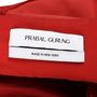 Authentic Second Hand Prabal Gurung Cut Out Detail Evening Gown (PSS-200-01300) - Thumbnail 2