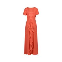 Bcbg maxazria open v back maxi dress 2?1532333547