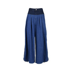 Oversize Denim Pants