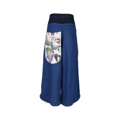 Tsumori chisato oversize denim pants 2?1532335567