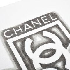 Chanel camellia beach towel 2?1532491398