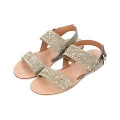 Valentino suede embellished sandals 2?1532511025