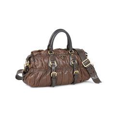 Prada gaufre nappa leather bag 2?1532513259