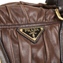 Authentic Second Hand Prada Gaufre Nappa Leather Bag (PSS-499-00001) - Thumbnail 4