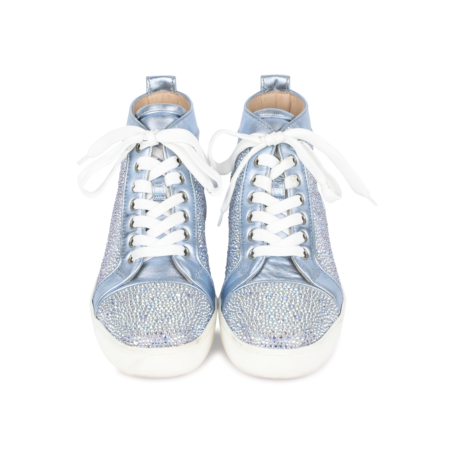 size 40 a66a4 ec5ad Louis Strass Flat Sneakers