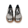 Authentic Second Hand Jil Sander Platform Leather Derby Shoes (PSS-200-01131) - Thumbnail 0