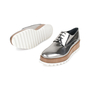 Authentic Second Hand Jil Sander Platform Leather Derby Shoes (PSS-200-01131) - Thumbnail 2