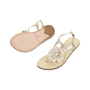 Authentic Second Hand Roberto Cavalli Flower Thong Sandals (PSS-200-01134) - Thumbnail 1