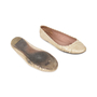 Authentic Second Hand Azzedine Alaïa Crocodile Embossed Ballet Flats (PSS-148-00036) - Thumbnail 3