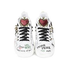 Portofino Studded Sneakers