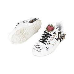Dolce gabbana portofino studded sneakers 2?1532922179