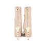 Authentic Second Hand Balmain Sand Tali Bamboo-Heel Sandals (PSS-200-01140) - Thumbnail 2
