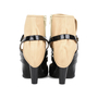 Authentic Pre Owned Chanel Triple Strap Quilted Ankle Cuff Pumps (PSS-200-01139) - Thumbnail 4