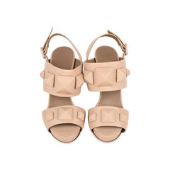 Covered Stud Sandals