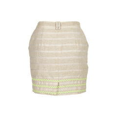 Opening ceremony silk mini skirt 2?1533111004