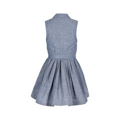 Opening ceremony sleeveless demin dress 2?1533115155