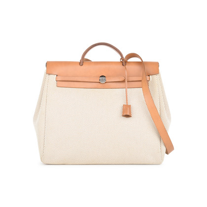 Authentic Pre Owned Hermès Herbag MM 2 in 1 (PSS-441-00035)