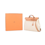 Authentic Pre Owned Hermès Herbag MM 2 in 1 (PSS-441-00035) - Thumbnail 13