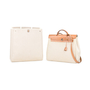 Authentic Pre Owned Hermès Herbag MM 2 in 1 (PSS-441-00035) - Thumbnail 1