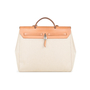 Authentic Pre Owned Hermès Herbag MM 2 in 1 (PSS-441-00035) - Thumbnail 8