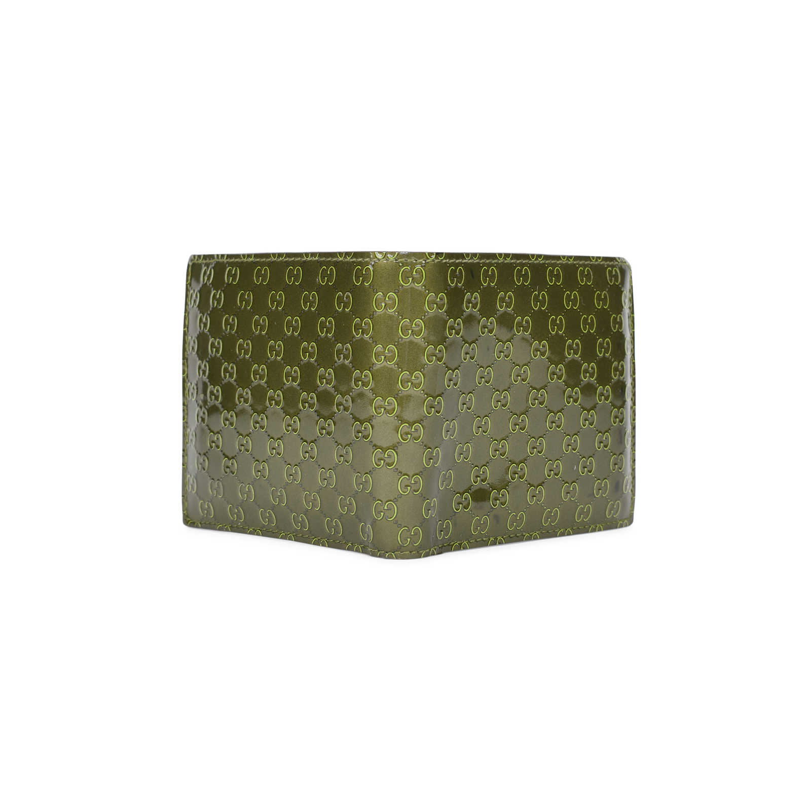 64203d8fb0e ... Authentic Second Hand Gucci Patent Microguccissima Wallet  (PSS-394-00021) - Thumbnail ...