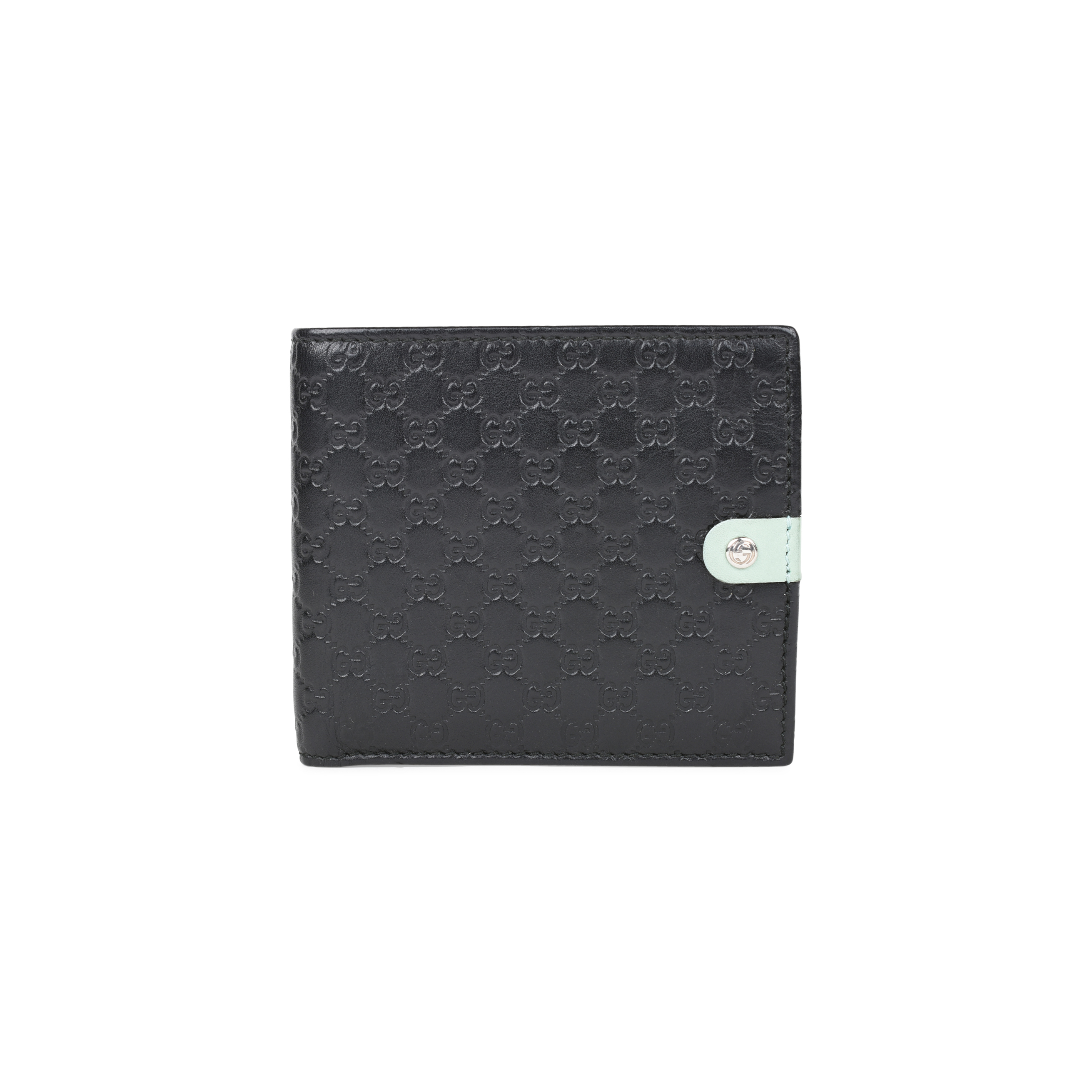 d064134df70 Authentic Second Hand Gucci Microguccissima Leather Wallet With Coin Pocket  (PSS-394-00022)