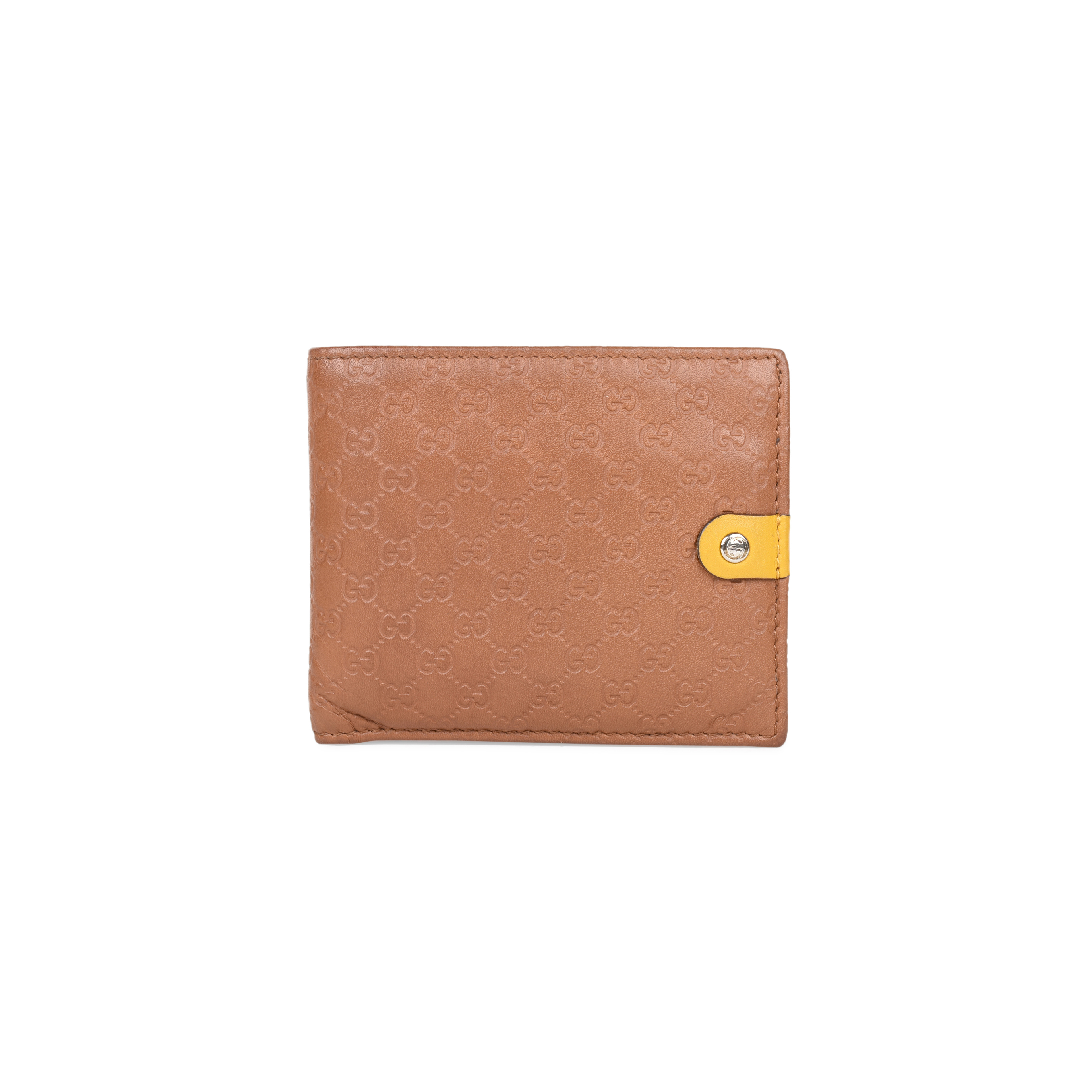 7d394fdb7f8d Authentic Second Hand Gucci Microguccissima Leather Wallet (PSS-394-00023)  | THE FIFTH COLLECTION