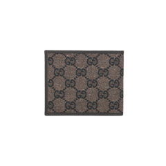 Gucci monogrammed denim canvas wallet 2?1533204920
