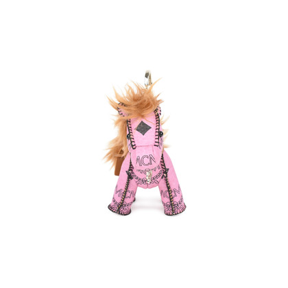 Authentic Second Hand MCM Visetos Horse Charm (PSS-394-00025)