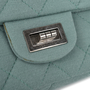 Authentic Pre Owned Chanel Maxi Jersey Reissue 2.55 (PSS-441-00033) - Thumbnail 4