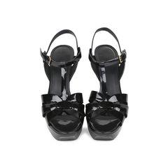Patent Tribute Sandals