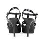 Authentic Pre Owned Yves Saint Laurent Patent Tribute Sandals (PSS-532-00004) - Thumbnail 3