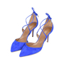 Authentic Second Hand Aquazzura Matilde Criss Cross Pumps (PSS-532-00001) - Thumbnail 1