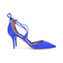 Authentic Second Hand Aquazzura Matilde Criss Cross Pumps (PSS-532-00001) - Thumbnail 2