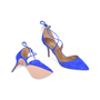 Authentic Second Hand Aquazzura Matilde Criss Cross Pumps (PSS-532-00001) - Thumbnail 5