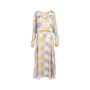 Authentic Second Hand Preen by Thornton Bregazzi Norma Checked Georgette Dress (PSS-539-00011) - Thumbnail 0