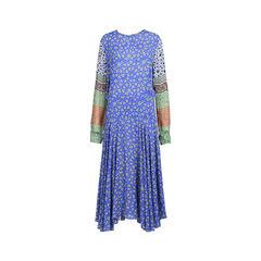 Sylia Printed Dres