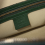 Authentic Pre Owned Gucci Crocodile Bamboo Bag (PSS-420-00065) - Thumbnail 6