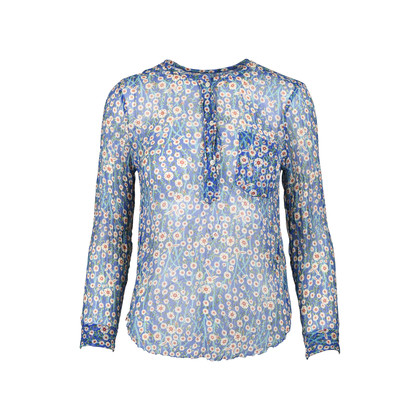 Authentic Second Hand Isabel Marant Étoile Sheer Floral Shirt (PSS-126-00098)