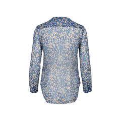 Isabel marant etoile sheer floral shirt 2?1533707358