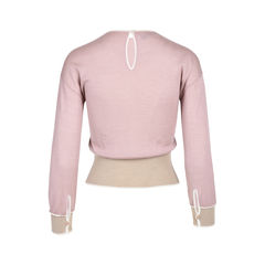 Prada two tone knit sweater 2?1533711197