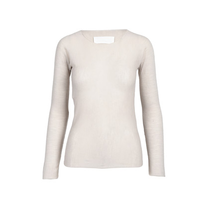 Authentic Second Hand Maison Martin Margiela Muslin Knit Top (PSS-493-00014)