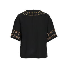 Dolce gabbana key printed top 2?1533712267